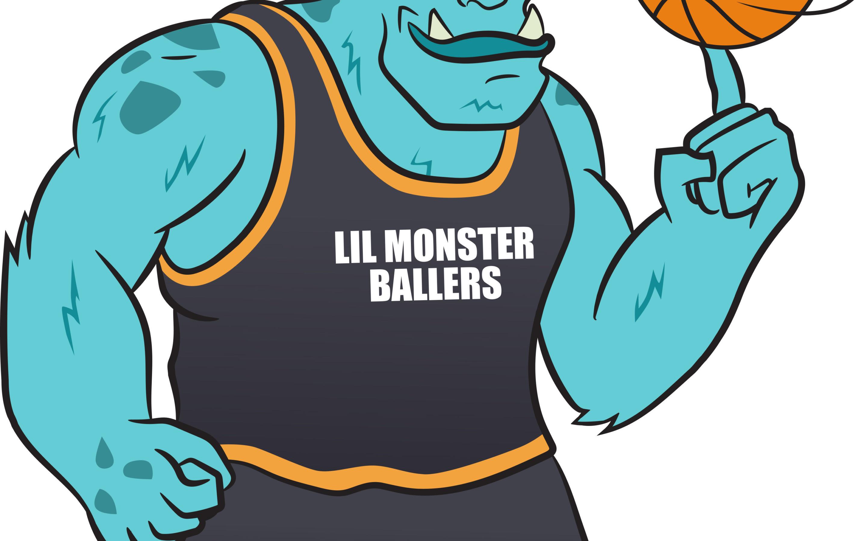 Lil Monster Ballers: Basketball
